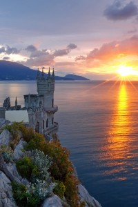 Swallow's Nest Castle, Yalta, Crimea