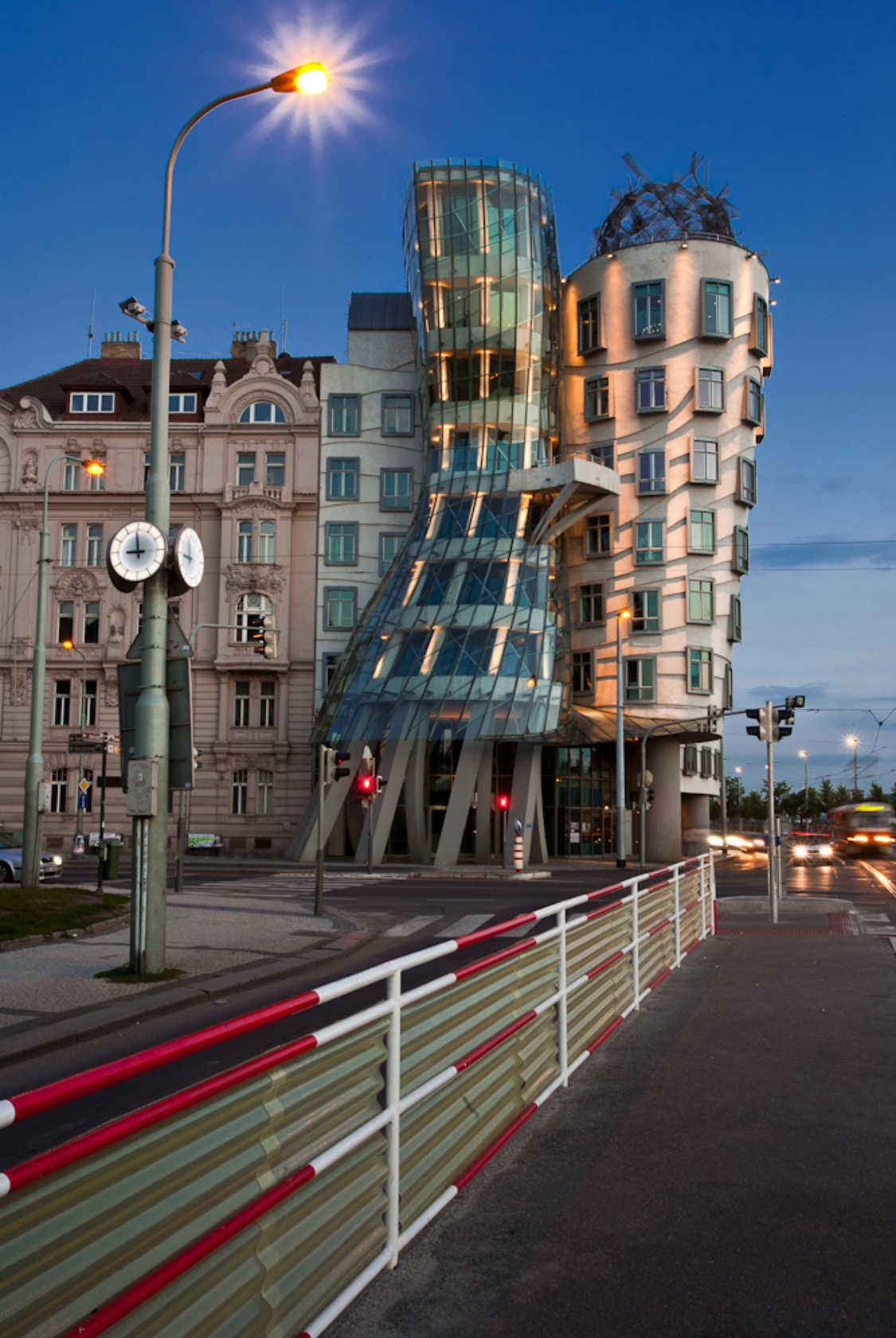 The Dancing House, Prague, Czechia