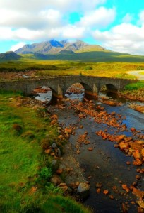Sligachan Bridge,  Dornie, United Kingdom