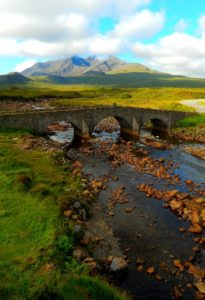 Stone Bridge, Teangue, Isle of Skye, Scotland